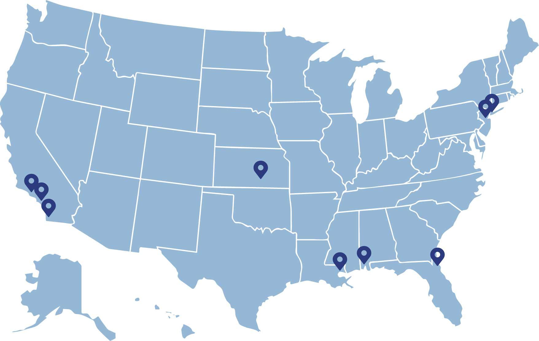 Egps Locationmap